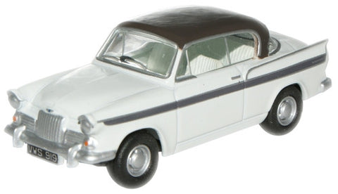 Oxford Diecast Sunbeam Rapier Moon/Morocco Brown - 1:76 Scale