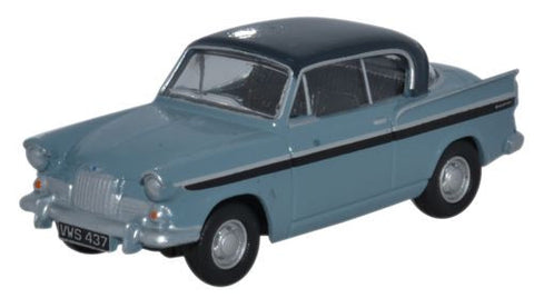 Oxford Diecast Sunbeam Rapier MkIII Powder Blue/Corinth Blue - 1:76 Sc
