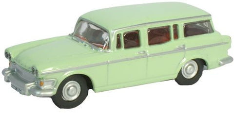 Oxford Diecast Humber Super Snipe Estate Green - 1:76 Scale