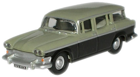 Oxford Diecast Smoke Green/Sage Green - 1:76 Scale