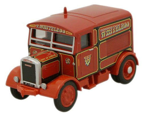 Oxford Diecast Whiteleggs Scammell Showtrac - 1:76 Scale