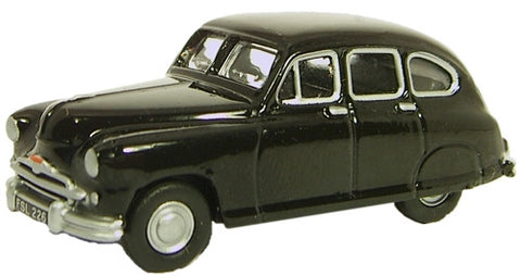 Oxford Diecast Standard Vanguard Black - 1:76 Scale