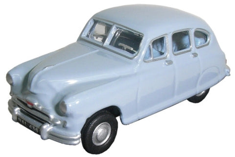 Oxford Diecast Standard Vanguard Comet Blue - 1:76 Scale