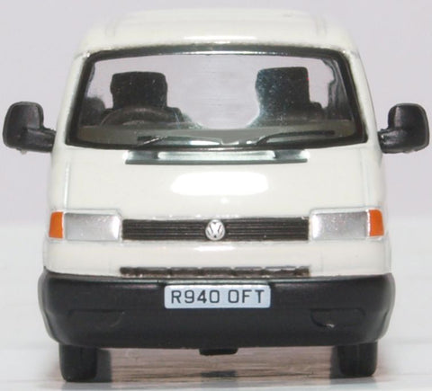 Oxford Diecast VW T4 Van Grey White