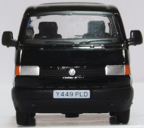 Oxford Diecast VW T4 Van Black