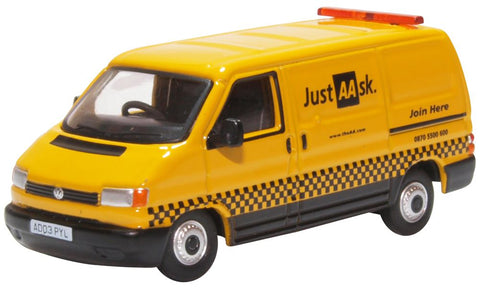 Oxford Diecast VW T4 Van AA