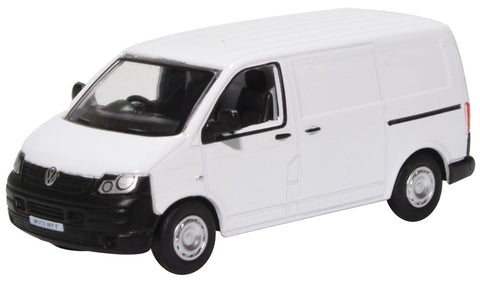 Oxford Diecast VW T5 Van White