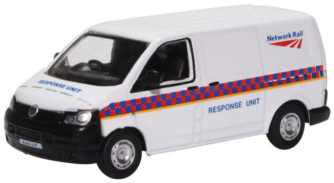 Oxford Diecast VW T5 Van Network Rail