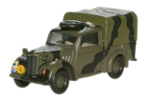 Oxford Diecast 9th Survey Regiment RA Austin Tilly - 1:76 Scale
