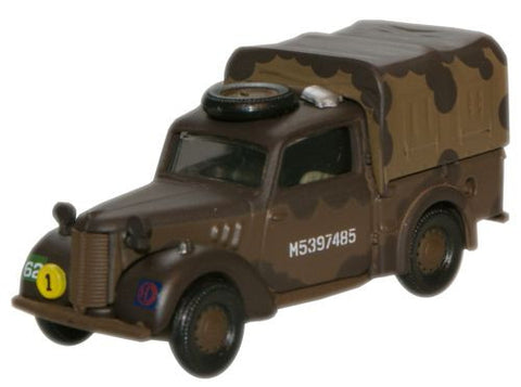 Oxford Diecast 51st Highland Division Austin Tilly - 1:76 Scale - OxfordDiecast