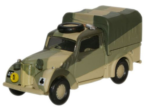 Oxford Diecast 11th African Div Sudan 1941 Caunter Scheme Austin Tilly - OxfordDiecast