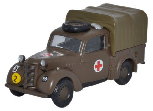 Oxford Diecast Austin Tilly 1st Polish Army Division - 1:76 Scale