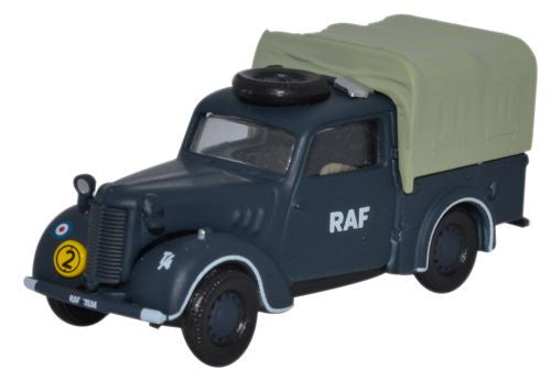 Oxford Diecast Austin Tilly RAF Blue - 1:76 Scale