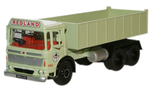 Oxford Diecast Redland AEC Ergomatic Tipper - 1:76 Scale
