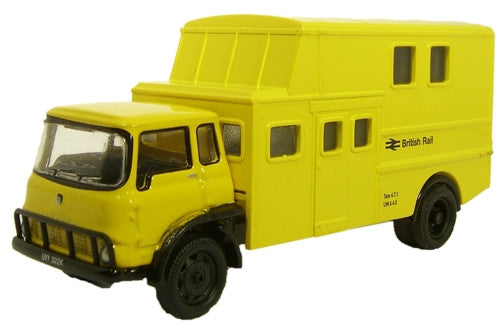 Oxford Diecast British Rail Yellow 2 - 1:76 Scale