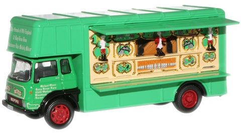 Oxford Diecast Fairground Organ Bedford TK - 1:76 Scale