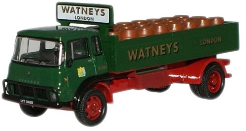 Oxford Diecast Watneys Bedford TK Barrel Truck - 1:76 Scale