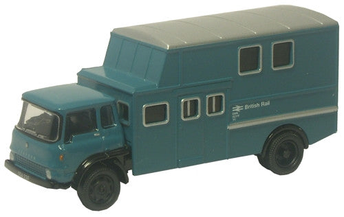Oxford Diecast British Rail Scottish Region TK Crew Bus - 1:76 Scale