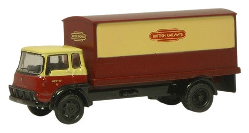 Oxford Diecast British Railways TK Box - 1:76 Scale