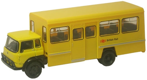Oxford Diecast British Rail Bedford TK Personnel Carrier - 1:76 Scale