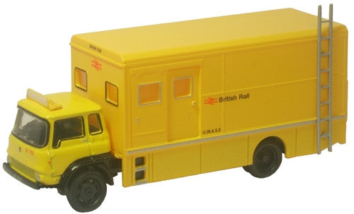 Oxford Diecast British Rail Bedford TK Mobile Workshop - 1:76 Scale
