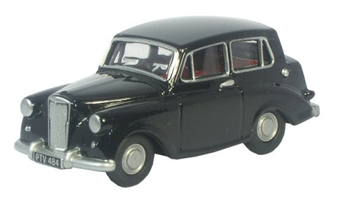 Oxford Diecast Triumph Mayflower Black - 1:76 Scale