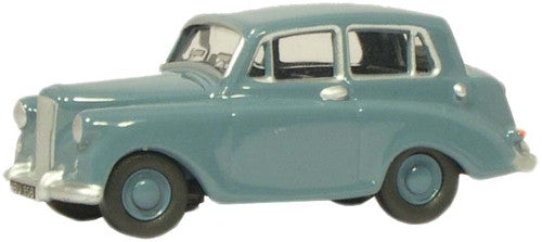 Oxford Diecast Comet Blue Triumph Mayflower - 1:76 Scale