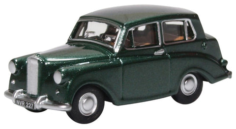 Oxford Diecast Triumph Mayflower Jade Green