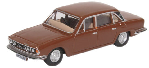 Oxford Diecast Triumph 2500 Russet Brown