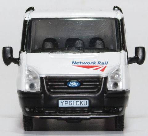 Oxford Diecast Ford Transit Dropside Network Rail