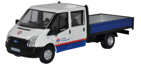 Oxford Diecast Ford Transit Dropside London Underground