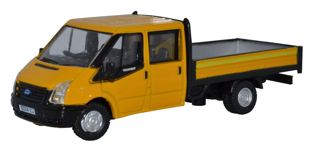 1:76 Ford Transit Mk5 Dropside Highway Maintenance