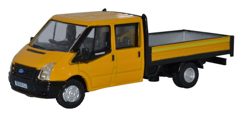 Oxford Diecast Ford Transit Mk5 Dropside Highway Maintenance