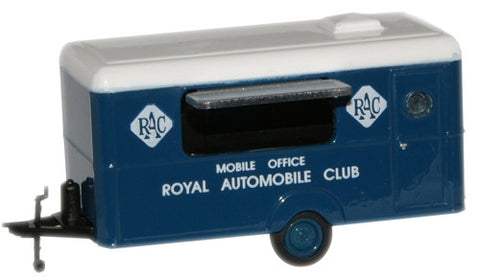 Oxford Diecast RAC Mobile Trailer - 1:76 Scale
