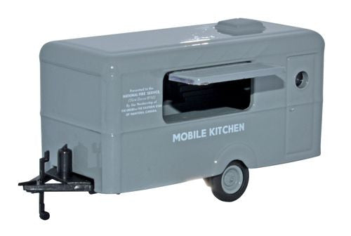 Oxford Diecast Mobile Canteen NFS - 1:76 Scale