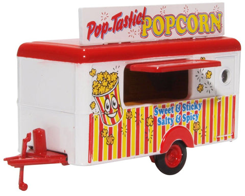 Oxford Diecast Popcorn Mobile Trailer