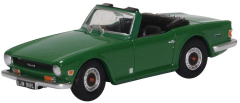 Oxford Diecast Triumph TR6 Emerald Green
