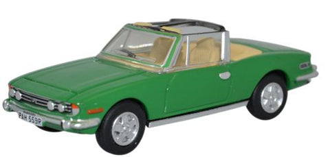 Oxford Diecast Triumph Stag Java Green