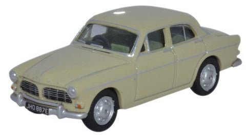 Oxford Diecast Volvo Amazon Light Green - 1:76 Scale