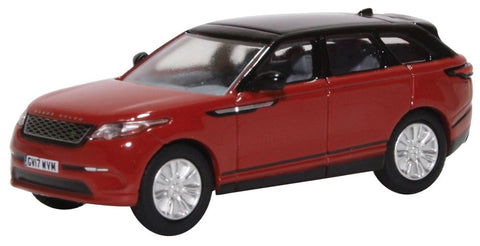Oxford Diecast Range Rover Velar Firenze Red
