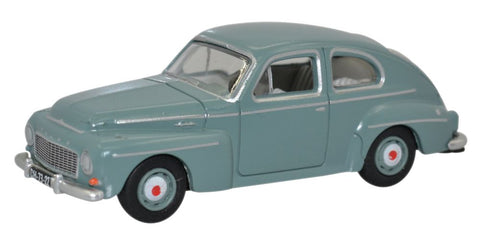 Oxford Diecast Volvo 544 Light Blue