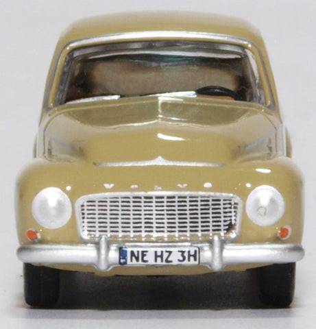 Oxford Diecast Volvo 544 Yellow