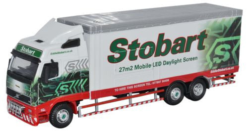 Oxford Diecast Stobart LED Teletubby - 1:76 Scale