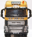 Oxford Diecast Volvo FH4 GXL Nooteboom Semi Low Loader G F Job