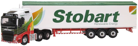 Oxford Diecast Stobart Renewable Energy