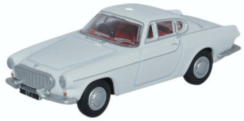 Oxford Diecast Volvo P1800 White