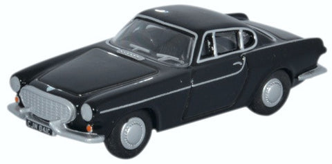 Oxford Diecast Volvo P1800 Black