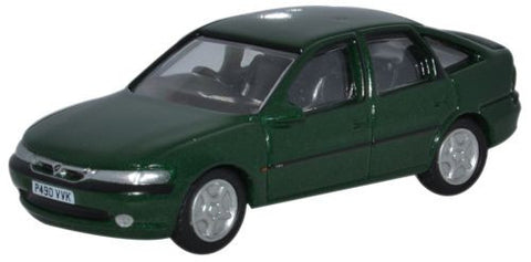 Oxford Diecast Vauxhall Vectra Rio Verde - 1:76 Scale