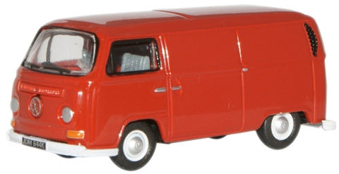 Oxford Diecast Senegal Red VW Van - 1:76 Scale