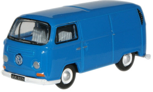 Oxford Diecast Regatta Blue VW Van - 1:76 Scale